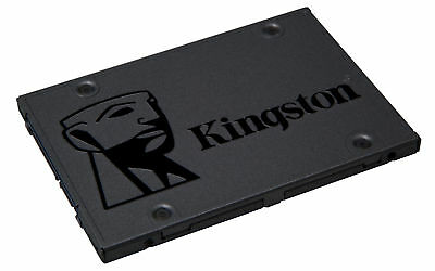 KINGSTON SOLID STATE DRIVE SSD 240GB A400 SATA-III SA400S37/240G