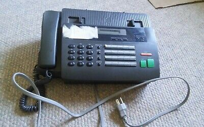 Used Sharp Ux-175 Fax Machine Phone