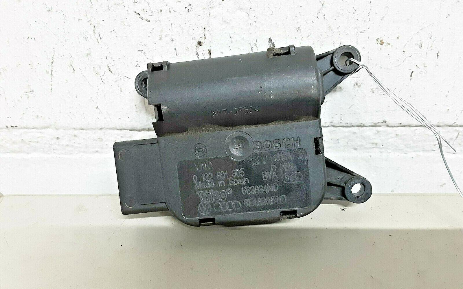Audi A4 8E B6 B7 Stellmotor Klima Heizung Lüftung Klimaanlage 8E1820511D