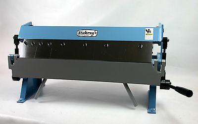 610mm x 1mm Sheet Metal Folder Box & Pan Brake