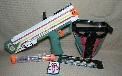 Nerf Rival Hasbro Star Wars Battlefront II Apollo XV 700 & Face mask complete