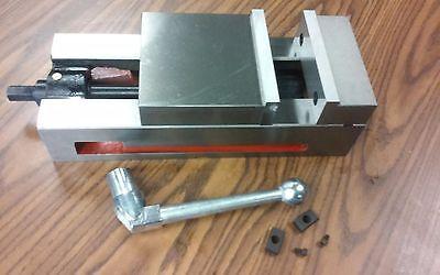 6 Ang-lock Cnc Vise For Cncbridgeport Milling Machine 850-ap06-new