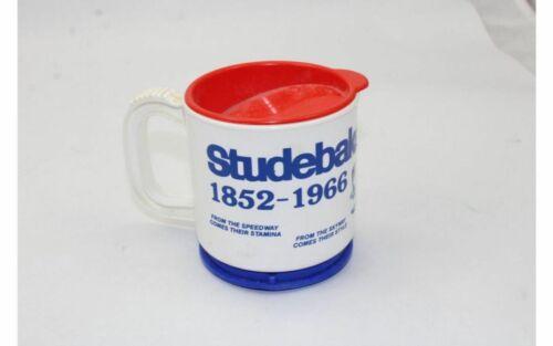 Vintage Antique Studebaker Car Automobile Auto Plastic Coffee Cup Mug Mini Max