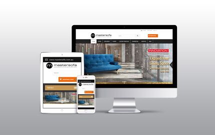 Sell online. We create E-Commerce Stores from scratch.