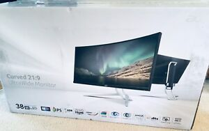 (100% New with Box) Acer XR Widescreen Monitor - XR382CQK
