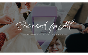 ONCE and for ALL wedding videography Melbourne CBD Melbourne City Preview