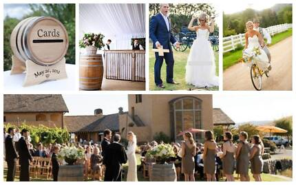Bargain Barrel Hire - Archways starting from $40.00 for 72 hours