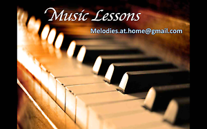 Melodies at Home (Guitar, Piano, Singing, Flute and more!!) Hallett Cove Marion Area Preview