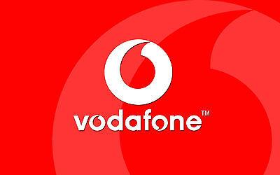Vodafone Red Ireland Nanosim  Free Roaming Data Eu  600 Free Online Sms