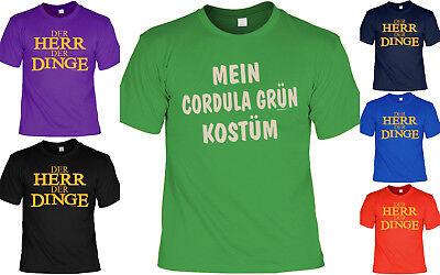 Karneval T-Shirts - Cordula Grün - Film - Fernsehen - Sprüche Shirt -