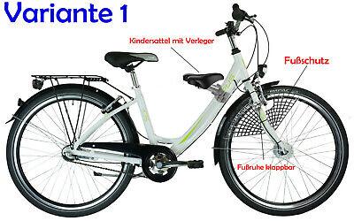 Herren Fahrrad Kindersitz für vorn wie zu DDR Zeiten Komplett Set