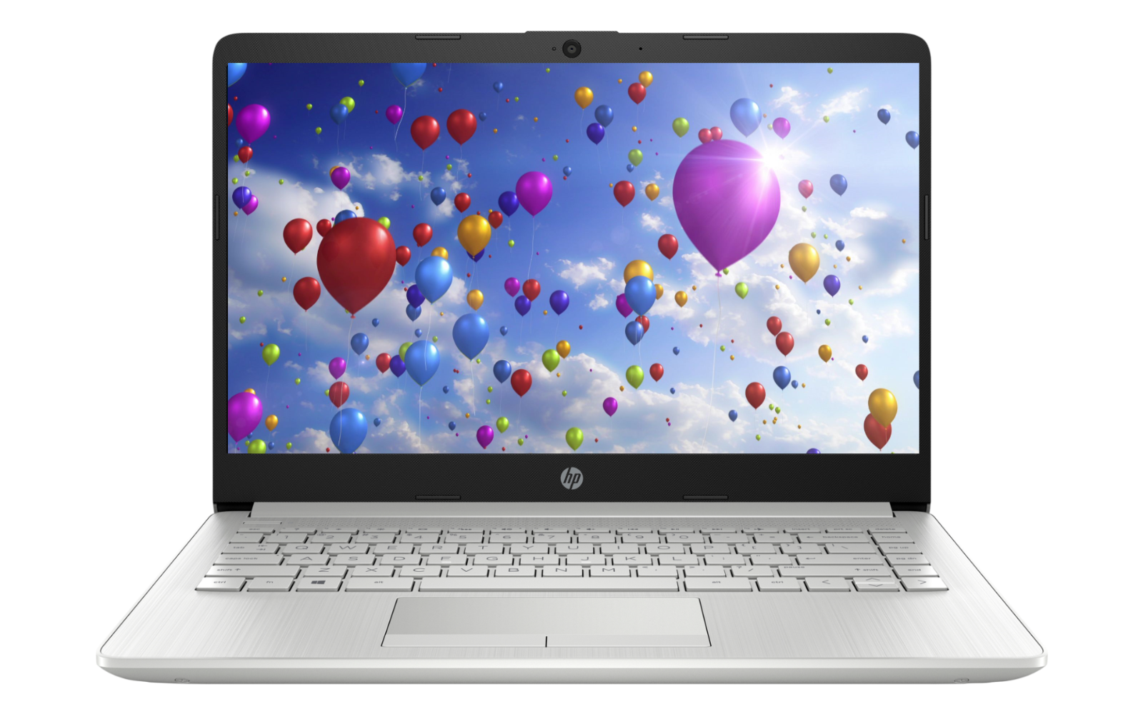 "Laptop Windows - NEW HP 14"" HD laptop AMD Ryzen 3 3.5GHz 1 TB HDD 4GB RAM Mic Webcam Windows 10"