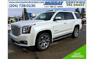 2016 GMC Yukon Denali 4WD 7 Pass Option *Rear DVD* *Nav* *Lane K