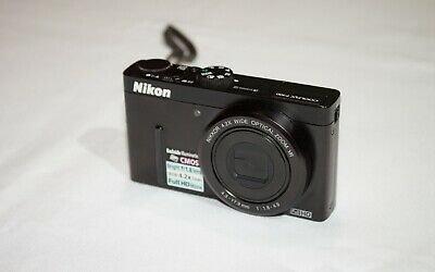 Nikon Coolpix P300 + Case and Box - Best digital camera
