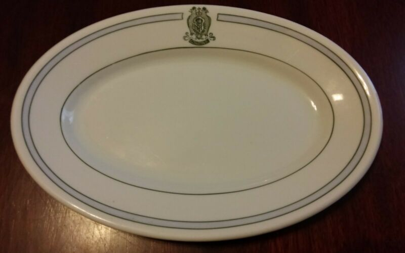 Antique Palace Hotel San Francisco California Buffalo China Salad Plate CA. Old!