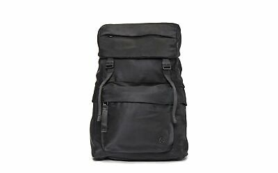 EUC Lululemon On My Level Rucksack 18L Black backpack day hiking everyday bag