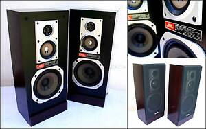 AKAI SW-T210 3 Way Wooden Floor Speakers System (80W 8 Ohms) Melville Melville Area Preview