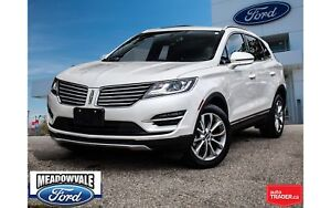 2016 Lincoln MKC SELECT,NAVIGATION,SUNROOF,LEATHER