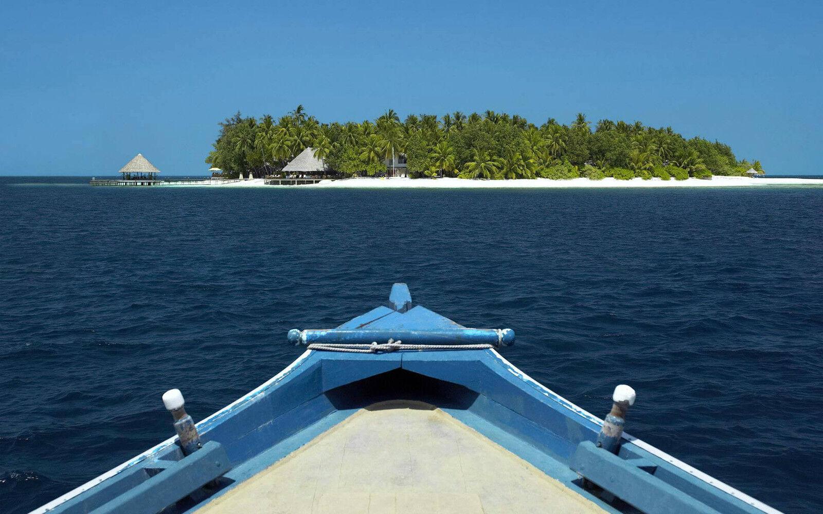 Blue Island Views