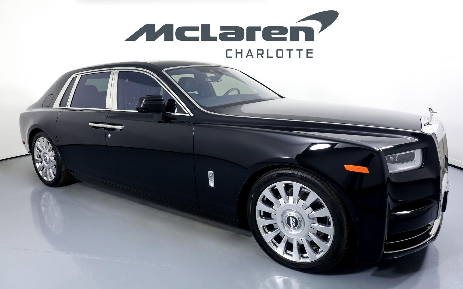 2019 Rolls-Royce Phantom  (Used - 493496 USD)
