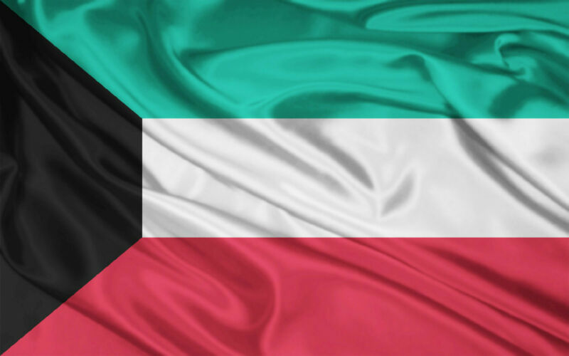 NEW 2ftx3ft KUWAIT KUWAITI FLAG