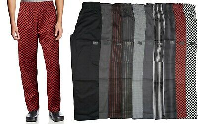 Chef Code Modern Fit Unisex Cargo Chef Pants Elastic Waist Cc220