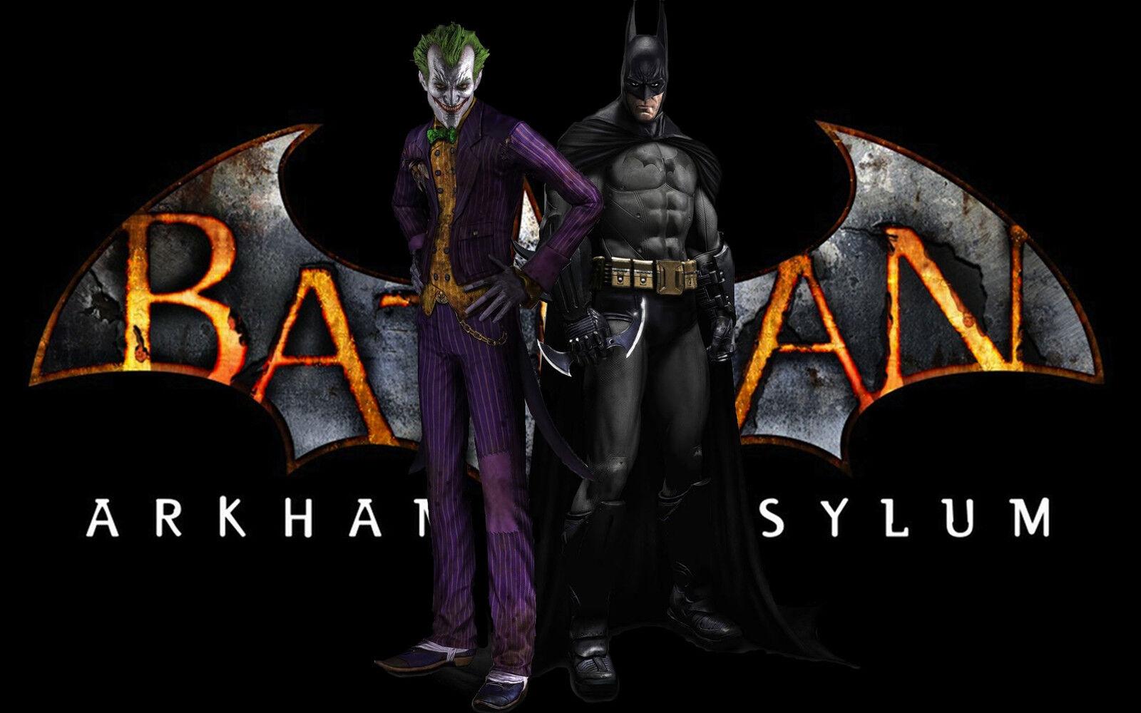 Arkham Asylum Toy Store