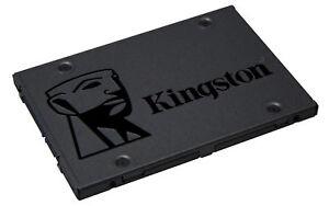 """Kingston SSDNow A400 120GB 2.5"""" SATA 7mm Internal Solid State Drive SSD 500MB/s"""