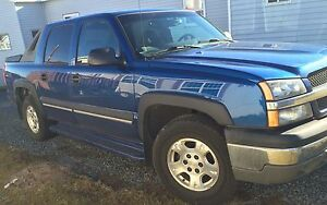 Chevrolet Avalanche/ Pickup