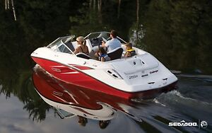 2010 SeaDoo Challenger 180 SE 255 in mint condition
