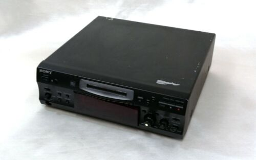 SONY MDS-S39 MD Mini Disk Player Recorder Audio Deck  Working  JAPAN