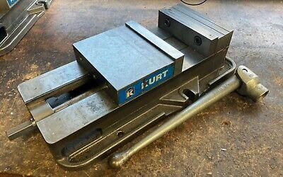 Kurt 8 Machine Vise 810 Cnc Mill Haas Mori Makino