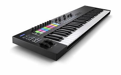 Novation Launchkey 61 MK3 MIDI-Controller-Keyboard 61 Tasten Ableton Live USB