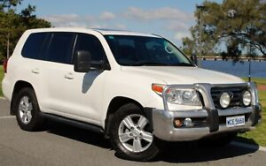 2012 Toyota Land Cruiser VX (4x4) Welshpool Canning Area Preview
