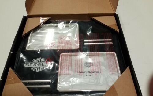 Harley Davidson Black Picture Frame 4x6