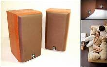 YAMAHA NS-E56 Wooden Bookshelf Speakers (150W, 6 Ohms) Melville Melville Area Preview