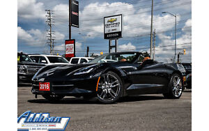 2016 Chevrolet Corvette Z51 Convertible Navi Magnetic Ride 7,000