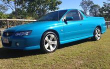 Holden Commodore VZ Thunder Ute Ipswich Ipswich City Preview