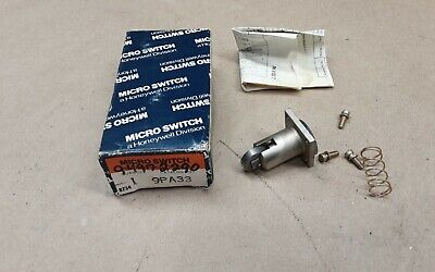 Honeywell Micro Switch 9pa33 Limit Switch Roller Plunger Top Actuated 15g47rm