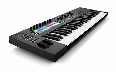 Novation Launchkey 49 MK3 MIDI-Controller-Keyboard 49 Tasten Ableton Live USB