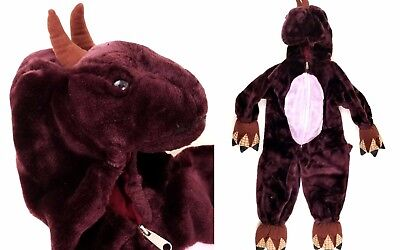 Childrens Dragon Costume Game Of Thrones Kids Size 3T 4T True Vintage Dinosaur V - Dinosaur Costume 3t