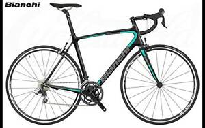 Bianchi Intenso Full Ultegra 2018 Road Bike $4,299 RRP Concord West Canada Bay Area Preview