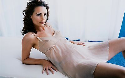 Kristin Davis Lenceria Transparente 8X10 Picture Celebrity Print