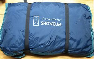 SNOWGUM STORM SHELTER TENT Footscray Maribyrnong Area Preview