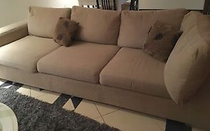 SOLD - MOVING SALE!! 3 seater couch! Cabramatta West Fairfield Area Preview
