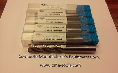 .8125 4 FL AlTiN Carbide End Mill 13//16 SCS -**BRAND NEW** 001-43-0812-000
