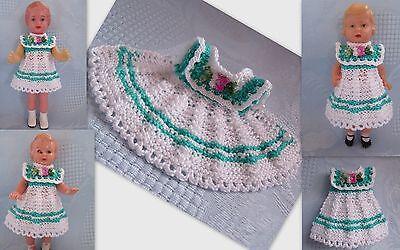 Kleidchen   für Püppchen 11-13 cm