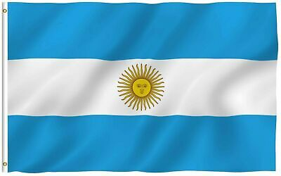 3×5 Foot Argentina Flag Argentinian National Flags Polyester New Décor