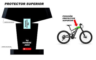 ATOM X BH Protector tapadera batería Bicicleta Eléctrica