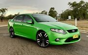 2008 Ford Falcon FG XR6 auto sedan may swap Muswellbrook Muswellbrook Area Preview